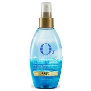 Ogx O2 Weightless Oil & Lifting Tonic (118ml) BN
