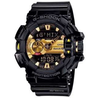 Casio G-Shock G'MIX iOS Android Bluetooth Watch