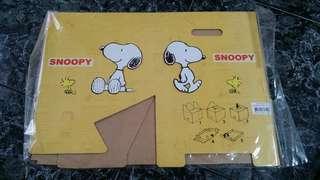 Snoopy box(2pcs)