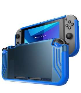 Mumba Slim Fit Case for Nintendo Switch - Blue/Black