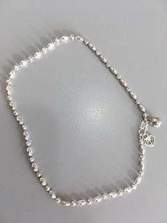S925 set (Bracelet + Anklet)