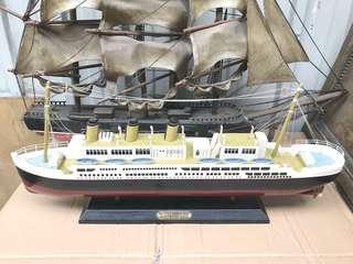 Titanic boat 1912