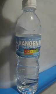 air alkali kangen water ph 9 per dus 24 pcs