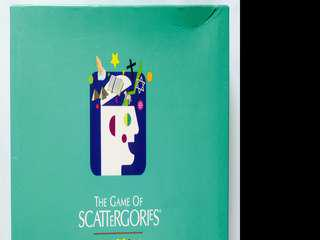 Game of scattergories bible edition