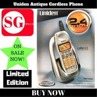 Uniden Antique Cordless Phone DCT646