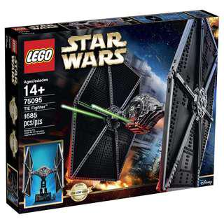 [NEW] Lego 75095 TIE Fighter UCS
