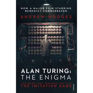 (Ebook) The Enigma - Alan Turing
