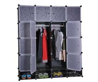 16 cubes DIY Cabinet