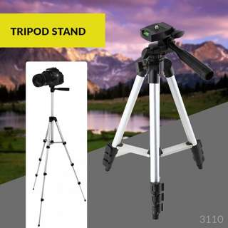 Tripod Weifeng (bonus holder U + tas) bisa untu hape atau kamera