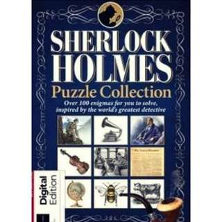 (Ebook) Sherlock Homes puzzle Collection