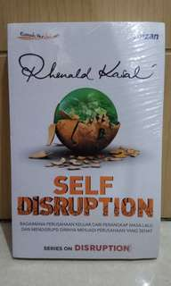 Self Disruption by Rhenald Kasali