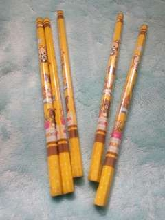 Rilakkuma pencil 5pcs