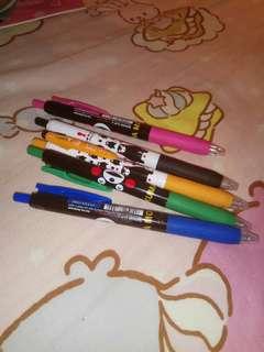 原子筆,鉛芯筆