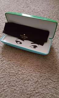 Kate Spade eyewear case