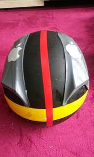 Ltd helmet size m