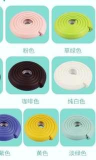 White Color 2m foam protector for furniture