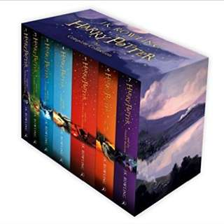 www.source8rite.com - Harry Potter 7 Volume Children'S Paperback Boxed Set: The Complete Collection (Set of 7 Volumes)