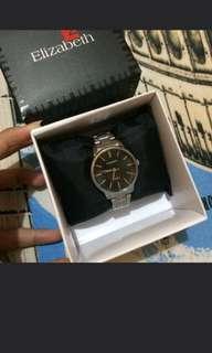 Jam tangan elizabeth