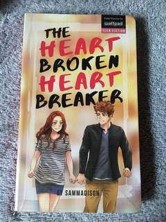 Wattpad The Heartbroken Heartbreaker