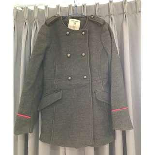Pull and Bear Winter Coat