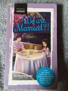 Wattpad We Are Married
