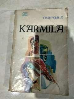 Buku karmila