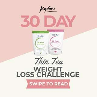 Thin slimming tea skinny