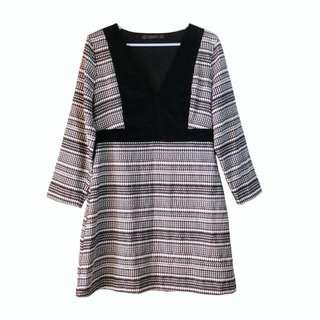 Zara Trafaluc Corporate Dress