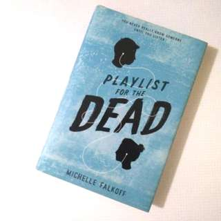 Book: Playlist for the dead (hardbound)
