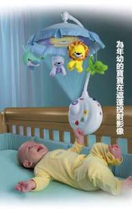 Fisher Price 床鈴