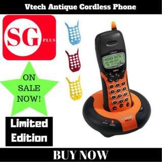 Vtech Antique Cordless Phone