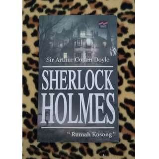 BUKU SHERLOCK HOMES