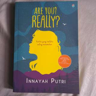 Preloved Novel Are You Really?
