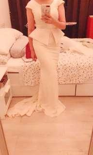 Dress by Nurita Harith (Rent)