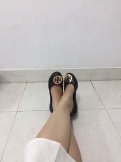 torry burch wedges