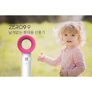 🚚 【全新現貨】✨韓國ZERO9✨baby手持無扇葉設計電扇  迷你小風扇