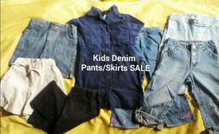 Kids Denim Sale