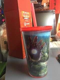 Iron Man 鐵甲奇俠 杯