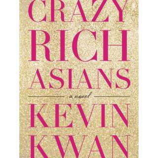 Crazy Rich Asians (Crazy Rich Asians #1) by Kevin Kwan