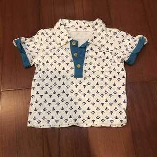 🚚 男童polo衫 12-18