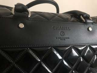 Chanel Travel Bags