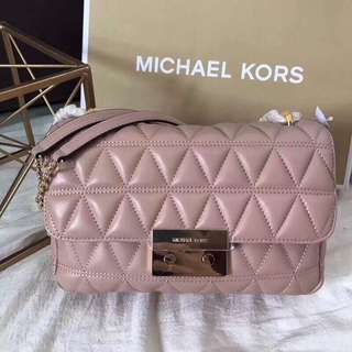 PREORDER AUTHENTIC MICHAEL KORS QUILTED