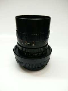 Fuji tv lens 25mm f1.4 m43
