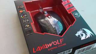 Redragon Lavawolf Mouse