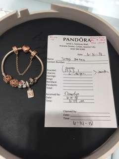 Pandora Rosegold