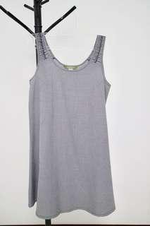 ESPRIT checkered dress