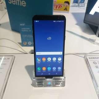 Samsung galaxy J6 kredit tanpa cc