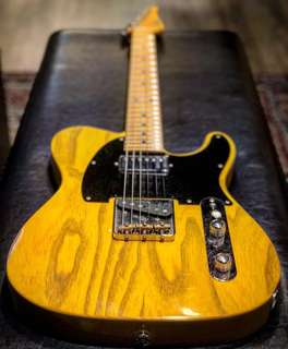 Suhr Classic Antique T Trans Butterscotch