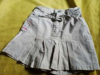 Oshkosh Denim Skirt