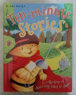 Buku Dongeng Import Ten Minute Stories Miles Kelly